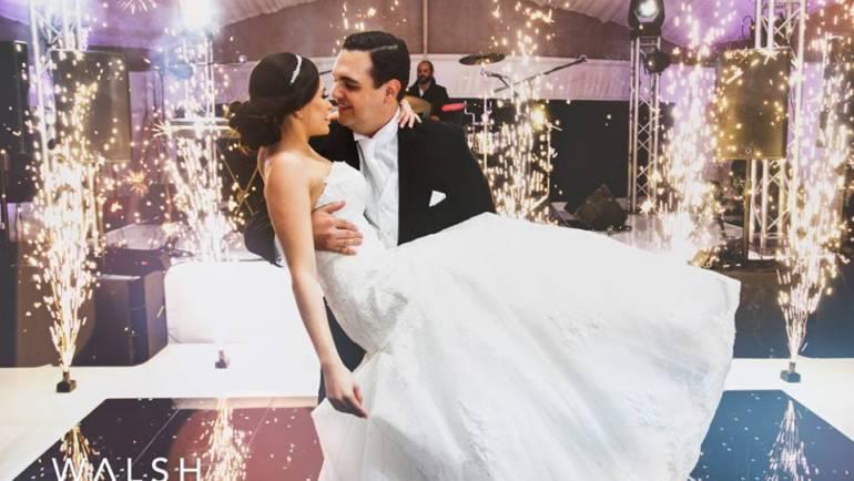 Stephanie y Diego